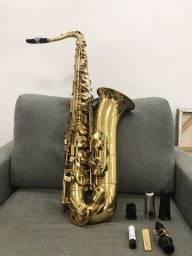 Título do anúncio: Saxofone tenor Júpiter JTS 787 de 1984