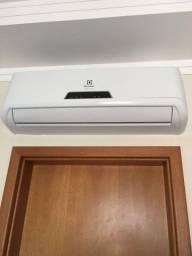 Título do anúncio: Ar Condicionado Electrolux 12 mil btus (já está desmontado)