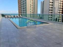 Apartamento à venda com 2 dormitórios em Tupi, Praia grande cod:ACI906