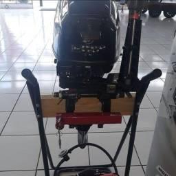 Trava Antifurto motor de popa modelo:Mercury 8-25Hp