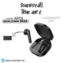 Soundpeats Bluetooth 5.2 Qualcomm aptx 3040 (Lacrado)