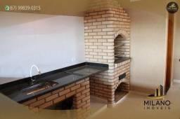 Título do anúncio: Casa com 3 dorms, Santos Dumont, Três Lagoas - R$ 550 mil, Cod: 721
