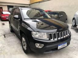 Título do anúncio: Jeep Compass 2012 2.0 Aut. Teto Solar TOP
