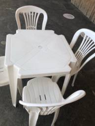Jogos de mesa PVC - Brancas/Semi-novas