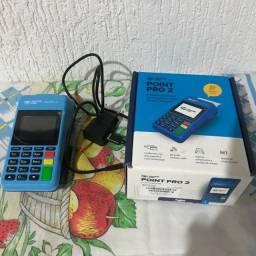 Título do anúncio: Máquina de cartão, mercado pago, point pró 2
