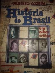 Livro de história ensino médio Gilberto Cotrim
