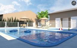 Título do anúncio: casa a venda Eco Ville, minha casa minha vida, 2 dorm, 3 lagoas
