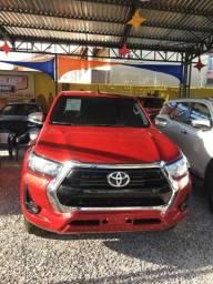 Título do anúncio: Toyota HILUX SRV 21/21 0KM