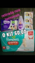Kit higiene  60,00