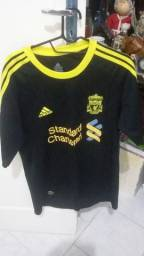 Camisa Liverpool tamanho G