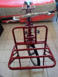 Bicicleta cargueira NOVA