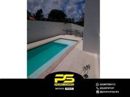 Título do anúncio: Apartamento com 3 dormitórios à venda, 75 m² por R$ 400.000 - Altiplano Cabo Branco - João