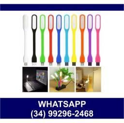 Luminária Led USB para Notebook * Fazemos Entregas