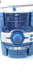 SOM LG Mini Hi-Fi System MCT354
