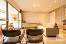 Apartamento à venda com 4 dormitórios em Castelo, Belo horizonte cod:277062