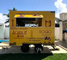 Vendo Food Truck Trailer
