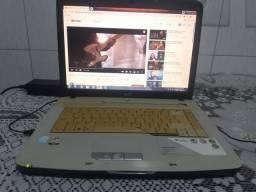 Notebook Acer (Para ajeitar ou tirar peças)