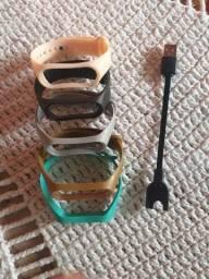 Pulseiras de Silicone para Watch m3 4 e 5