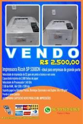 Impressora Seminova Ricoh 5300