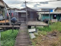 Vendo casa em área de ressaca no Novo Buritizal