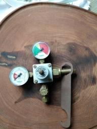 Regulador de pressão para cilindro de co2 chopp