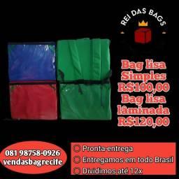 mala bag entregas entregador novas com isopor entregamos todo brasil