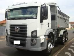 Título do anúncio: Caminhão Vw 31-320 6X4 Caçamba 2010