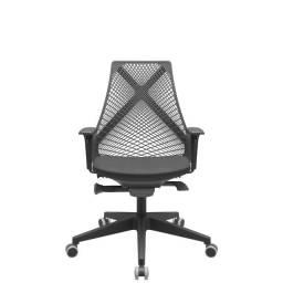 Título do anúncio: Cadeira Bix plaxmetal - Presidente top!!!