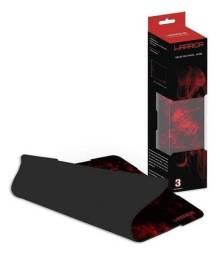 Título do anúncio: Mouse Pad gamer Multilaser AC286 Warrior de plástico e tecido vermelho