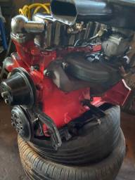 Motor Opala 4cc Álcool 78