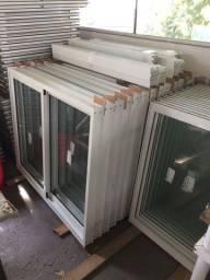 Janelas e Portas de Alumínio Sob Medida