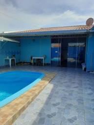 Título do anúncio: Casa com piscina em Osvaldo Cruz