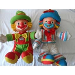 Título do anúncio: Bonecos Palhaço Bonecos Patati- Patata originais 45 Cm
