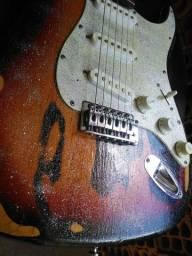 kit Guitarra Stratocaster Handmade