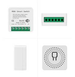 Título do anúncio: Interruptor Inteligente Tuya Mini 16a - Wi-fi Automação Residencial
