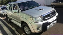 Hilux srv 4x4 2011 - 2011