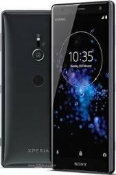 Celular Sony Xperia XZ2 H8216 64GB/6GB Preto