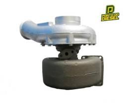 Turbina H2D Holset caminhão t-r112 scania ds11-34 onf113/s113/k112/k113 scania ds11-34