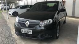 Renault Logan 1.0 16v/ Modelo 2015/ Completo/ Authentique Hi-flex 4p - 2015