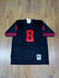 cf4d184c1 Nfl san francisco 49ers futebol americano