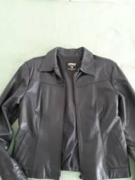 Jaqueta de couro legitimo comprar usado  Salvador