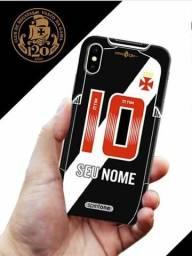 Capa de celular oficial Vasco da Gama comprar usado  São Luís