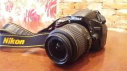 Camera Nikon D5100 + Acessórios