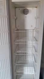 Vendo freezer vertical 750,00 reais