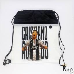 Mochila - Cristiano Ronaldo