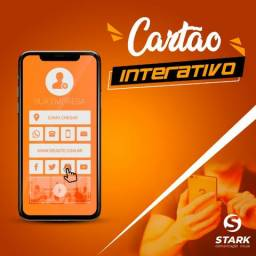 Cartão Interativo - Digital - Clica e redireciona pro link
