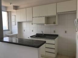 Apartamento com 2 qts sendo 1 suíte, Parque club 2 em Valparaíso GO