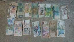 Vendo dinheiros antigos