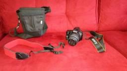 Camera sony A37 semi profissional em ótimo estado