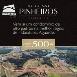 Lançamento de alto padrão - Villa dos Pinheiros - Indaiatuba/SP